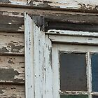 Peeling paint and patchy panes by DashTravels