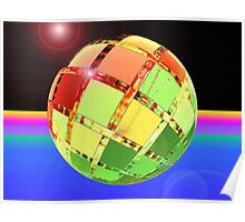 Portals UniSphere  (UF0283) Poster