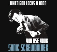 Get out ur Screwdriver by Rachel Miller