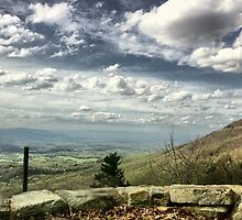 Virginia Mountains by iPhonePhotos