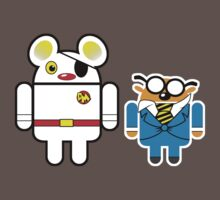 Dangerdroid and Pendroid Kids Clothes