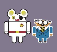 Dangerdroid and Pendroid by Bleee