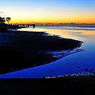 Shorncliffe at pre-dawn. Brisbane, Queensland, Australia. (3) by Ralph de Zilva