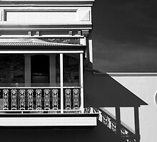 Verandah by Jan Pudney