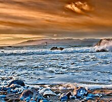Ocean Beach by vincefoto