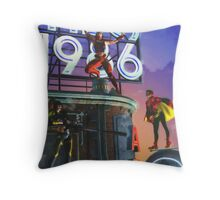 Women of the year that changed comics - 1986 Throw Pillow
