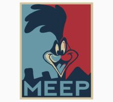Road Runner MEEP (Fairey Parody) by A.S. Williams