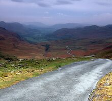 Eskdale Valley by Paul  Green