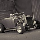 Dodge Hot Rod by John Jovic
