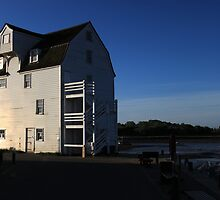 Tide Mill at Dawn 2 by TonyGeary
