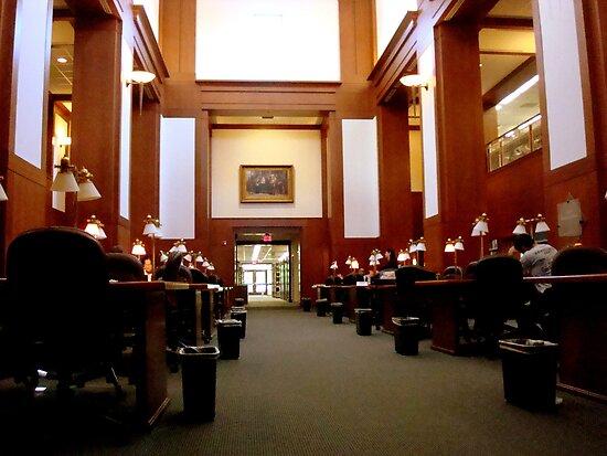 ctheworld › Portfolio › Law Library - UVA