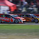 Jamie Whincup at Barbagallo by Stephen Horton