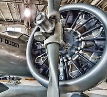 Engine One Pseudo HDR by Myron Watamaniuk