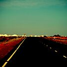 The Road To Coober Pedy by outsider