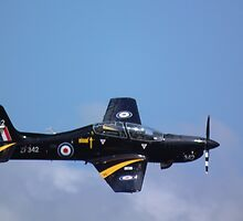 Short Tucano by Andy Jordan
