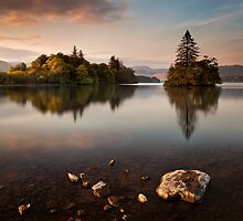 Lough Eske Calm by GaryMcParland