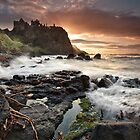 Dunluce Castle - Co Antrim by GaryMcParland