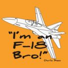 F-18 Bro!! by UrbanDog