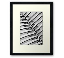 Forks I Framed Print