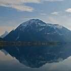 Aandalsnes in the mirror by julie08