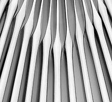Knives II by Natalie Kinnear