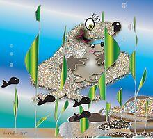 Underwater world by IrisGelbart