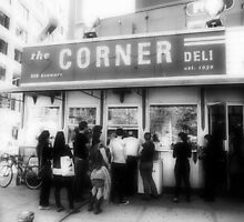 Corner Deli by ShellyKay