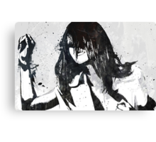 Unloved and Weeded Out Canvas Print