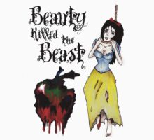 Beauty Killed the Beast no.2 by Tokyodeathmatch