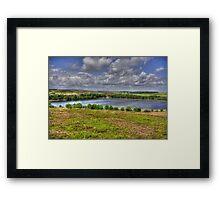 Lockwood Beck Lake Framed Print