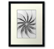 Forks VIII Framed Print
