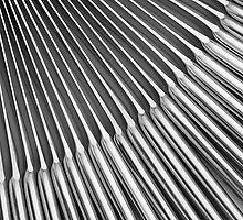 Knives IV by Natalie Kinnear