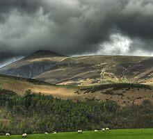 Skiddaw... (from Castlerigg) by VoluntaryRanger