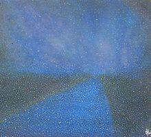 Foggy Night by Alizey Khan