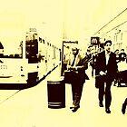 rush hour  by SCOTT  BALL