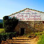 Cote du Ventoux, Provence by Andrew Briffett