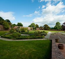 Bodelwyddan Castle Walled Garden by John Hare