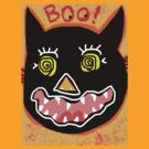 boo by davepockett