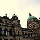 Parliament Buildings by kikiji