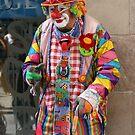 A clown is like aspirin... by Segalili