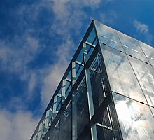 Glass Monument by Escott O. Norton