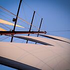 Sail Away - Santorini by George Moolman