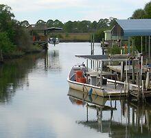 Cedar Key Fl, fishing boats by dez7