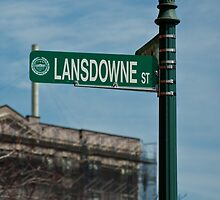 The Lansdowne Street by apsjphotography