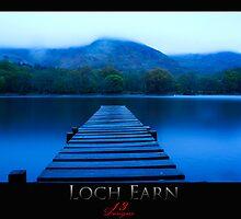 Loch Earn by William McFarlane