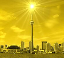 Toronto by Omar Dakhane