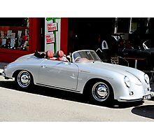 Porsche 365 Speedster Photographic Print