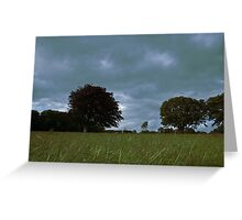 Castlegrove, Donegal Greeting Card