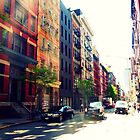 spring in soho by ShellyKay