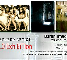 Bareri Images, Valerie Rosen, Solo Exhibition Banner by solo-exhibition